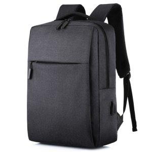 Laptop Usb Backpack School Bag Rucksack Anti Theft Men Backbag T