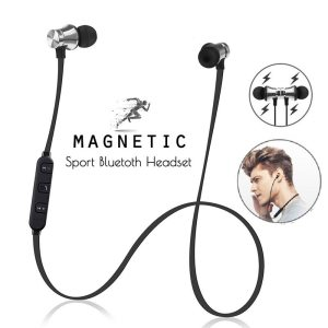 In Ear Neck-hanging Earphones Wireless Bluetooth Headset