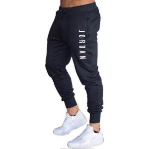 Men Casual JORDAN Pants Long Trousers Tracksuit Gym Sport