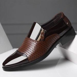 Men's Dress Shoes Mens Formal Dress Shoes Leather