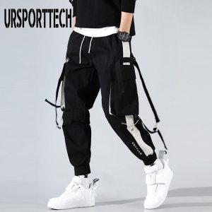 Men's Jogger Pants Hip Hop Sweatpants Joggers Trousers