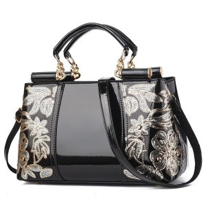 Women Bag Leather Purses and Handbags Luxury Shoulder Bags