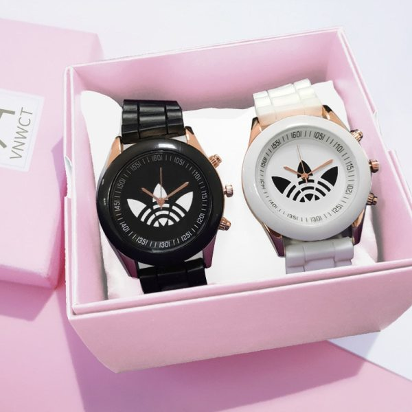 Famous brand women sports watch casual ladyes silicone dress watches