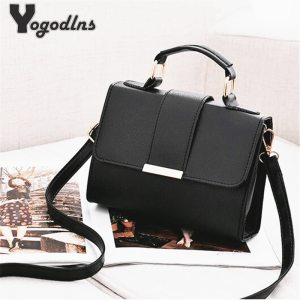 Women Handbag Ladies Crossbody Messenger Bags High Quality PU Leather Bag