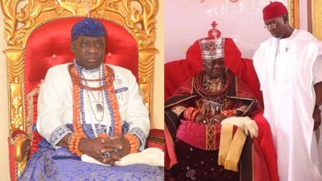 Godfrey Emiko – Olu Of Warri