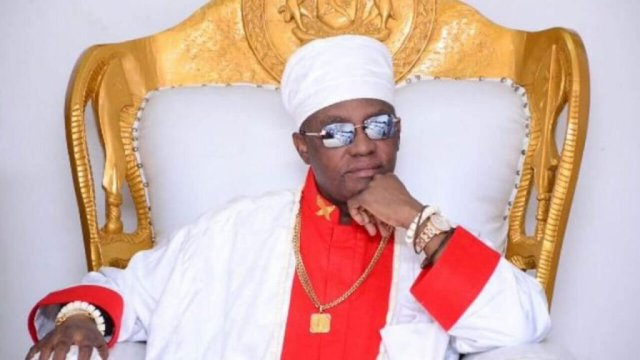 Oba Ewuare II Ogidigan