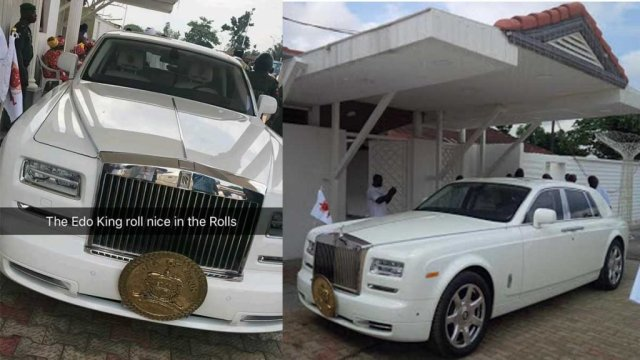 Oba of Benin Cars