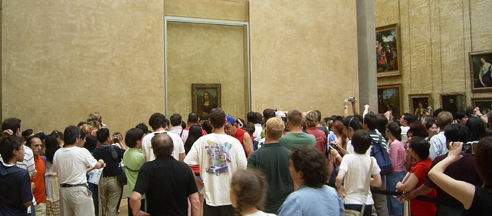 Mona Lisa: The Tramp Behind the Smile (2/6)