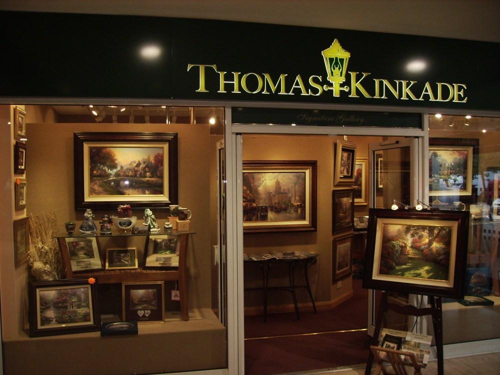 Thomas Kinkade: Fine Art or Marketing Genius? (...or both?) (5/5)