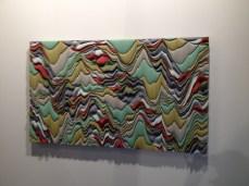 "Ara Peterson ""Loyal"" (acrylic paint on wood)"