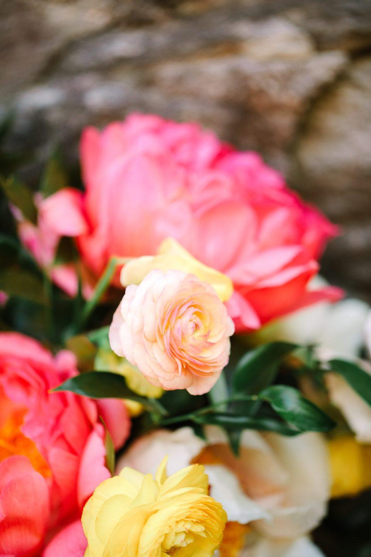 Flower close up - www.marycostaweddings.com