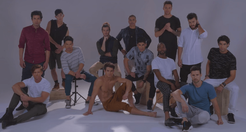 Changing Male Standards Of Beauty Around The World