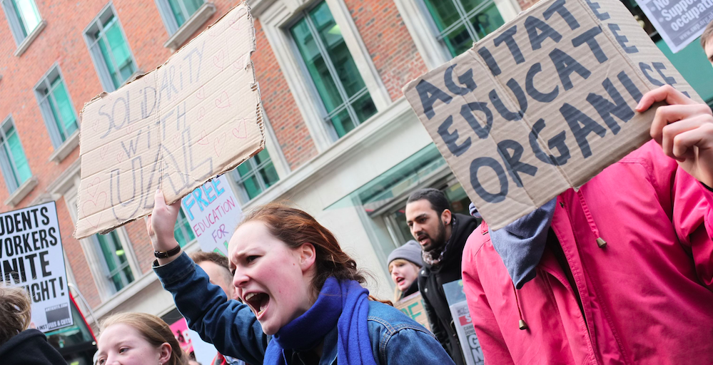 Students Occupying University Buildings In Apparent Nationwide Protest