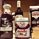 Nutella, Coffee, Wine….