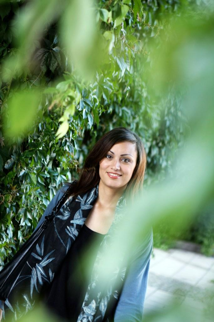 Maryem Nasri - om att våga ha åsikter som konsult