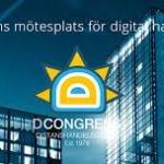Nordens mötesplats för digtal handel - D-congress