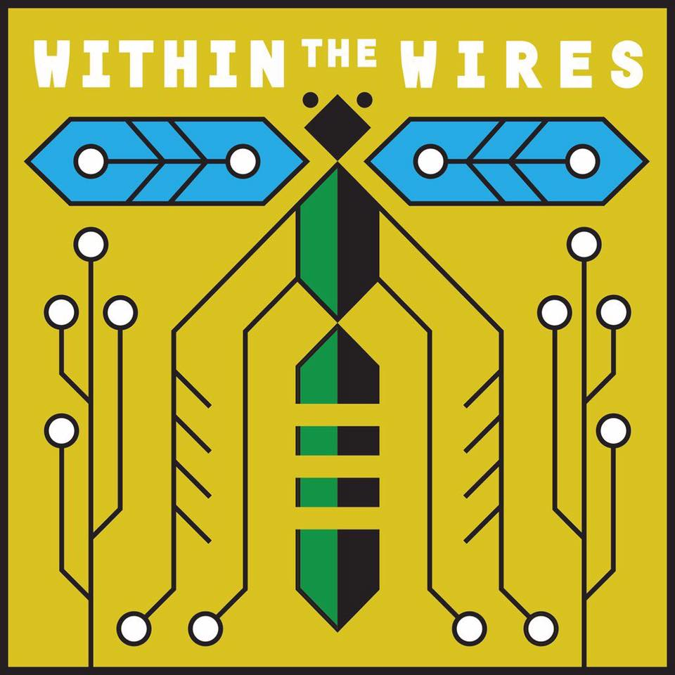 WIthin The Wires logo by Rob WIlson