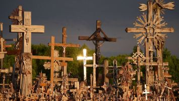 "Crosses, ""Hill Of Crosses"", Sacred Places"