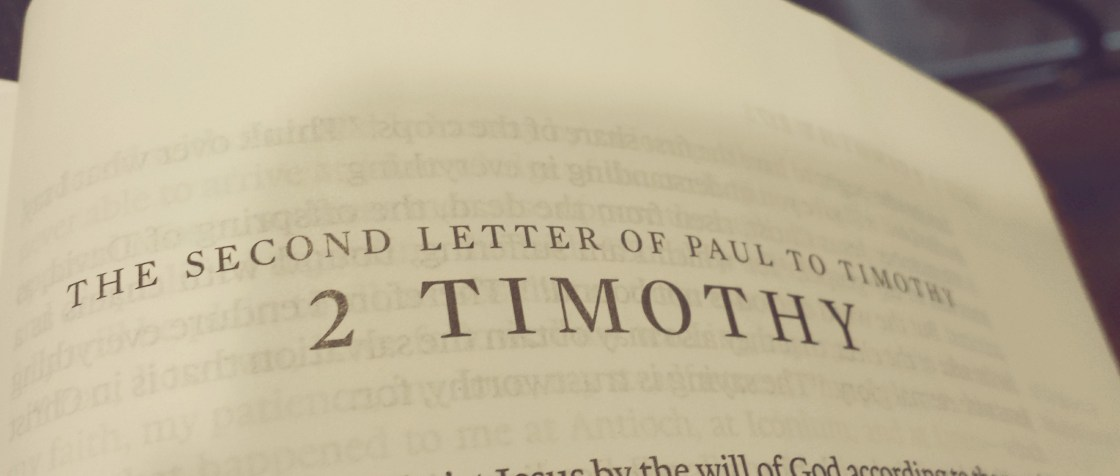 The Book of II Timothy