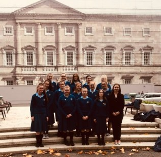 Trip to the Dáil 2
