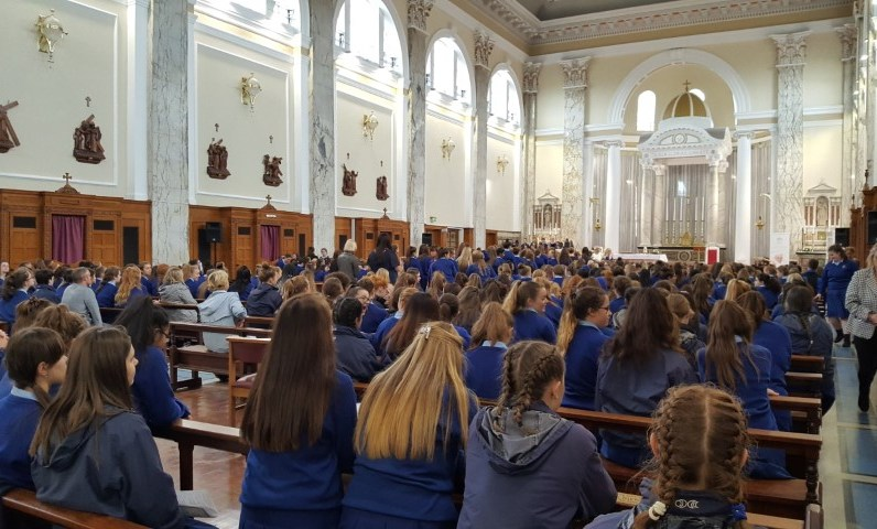 School Mass 4
