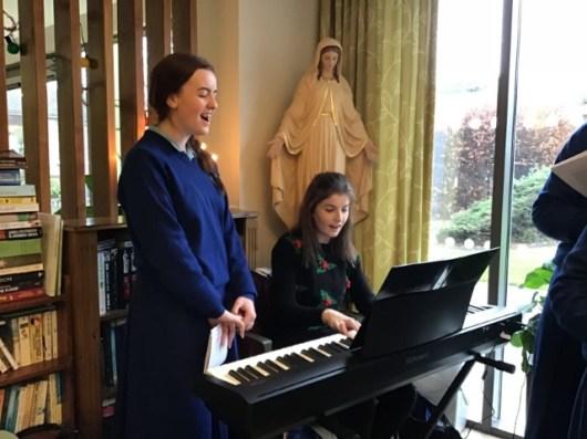 Carol Singing 1