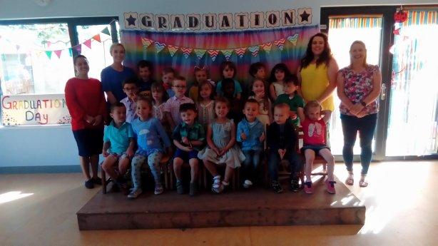 Buttercups Graduation