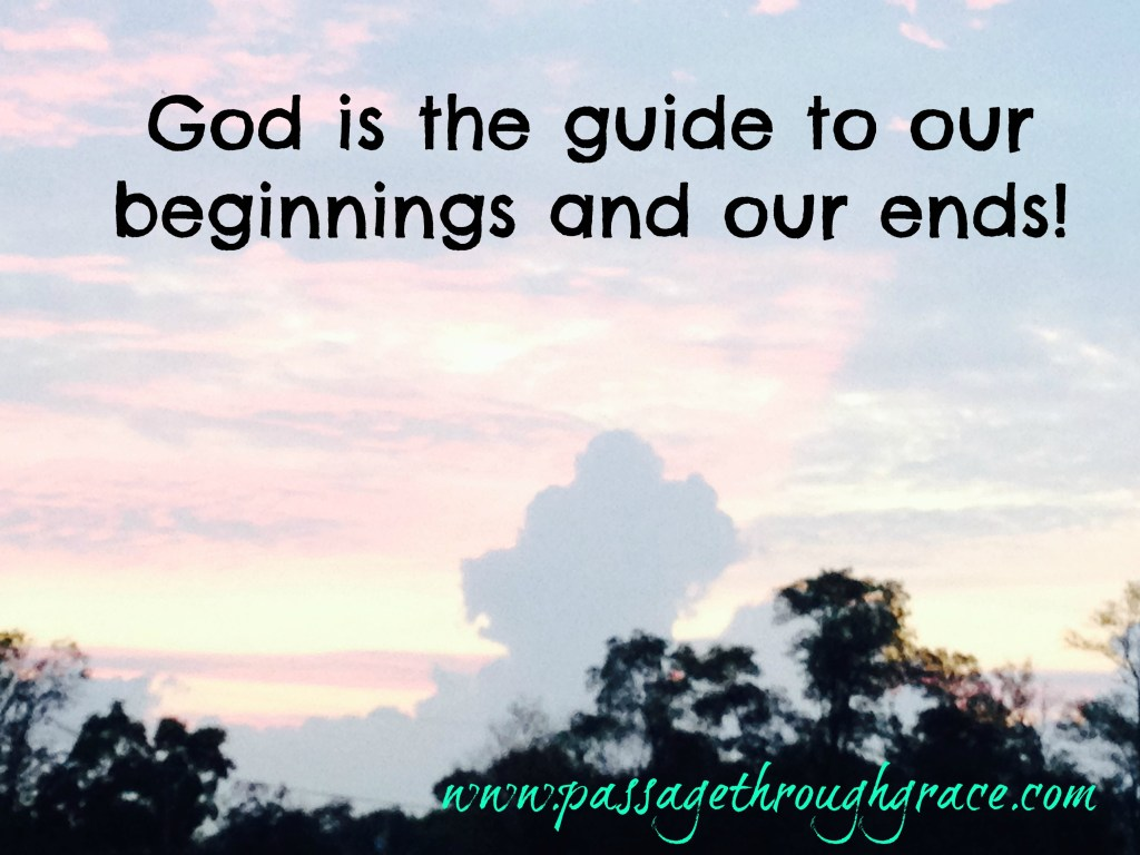 God is our guide