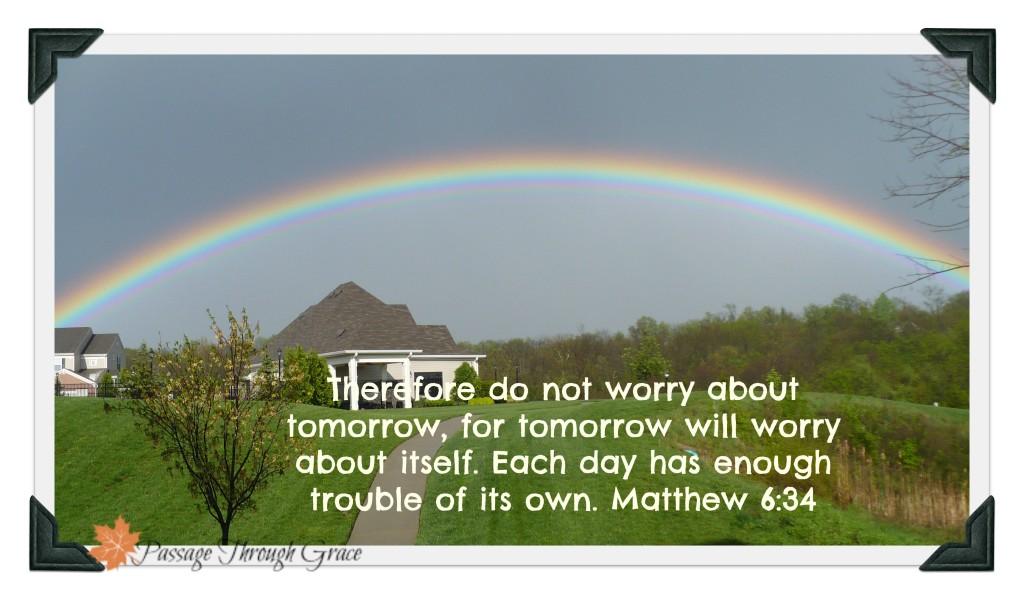 rainbow tomorrow