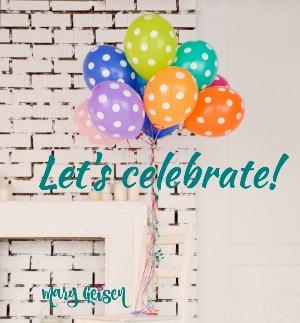 A Celebration, Joy and the Big Reveal