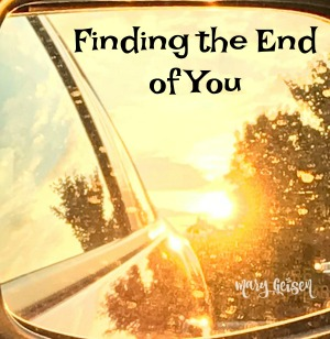 Finding the End of You
