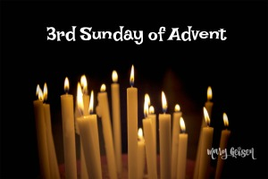 Sabbath Offerings ~ 3rd Sunday of Advent