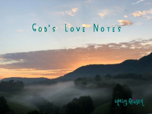 God Writes the Best Love Notes