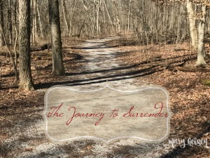 The Journey to Surrender