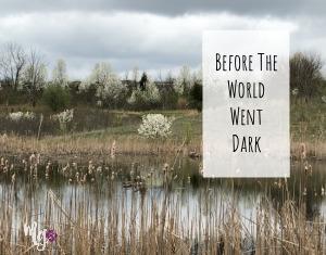 Before the World Went Dark