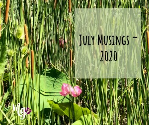 July Musings ~ 2020