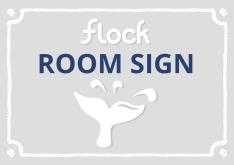 Room signage_ general room sign