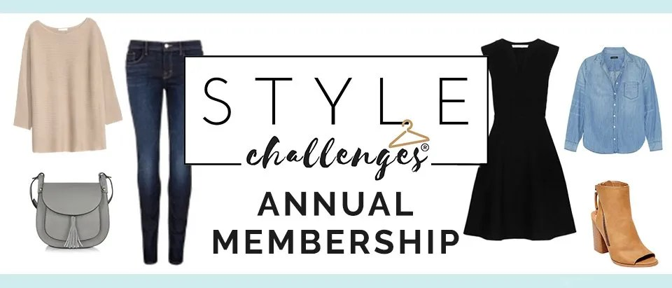 Get the Annual Fashion Challenge Membership and learn all about how it works.