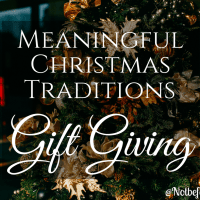 Creative Christmas Gift Giving: Want, Need, Wear, Read