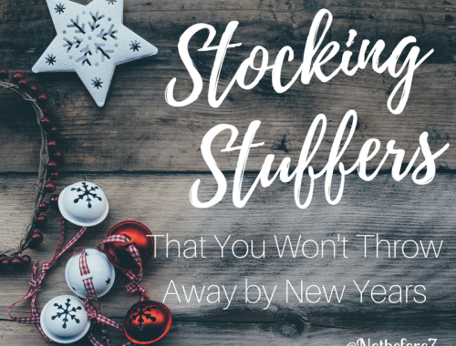 More than 80 ideas for stocking stuffers that you won't want to throw away by New Years.