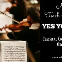 Homeschool Music: Classical Composers and the Orchestra