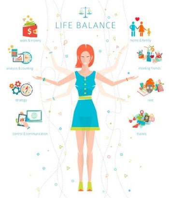 work and life balance