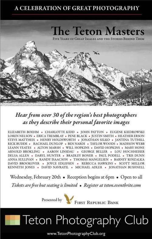 Teton masters photo