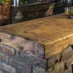 Natural Selection Live Edge Wood In Home Design Mary Hostetter