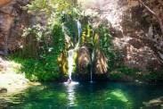 Waterfalls fonisa Mylopotamos