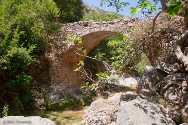 Mylopotamos and old bridge