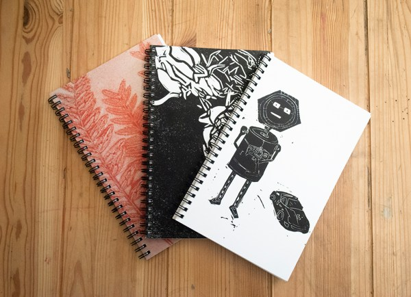 Mary is Contrary Notebooks