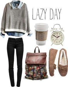 lazy daz outfit