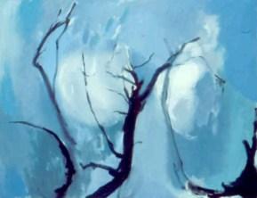 """35"""" x 45 1/2"""" Oil on Canvas - Framed"""