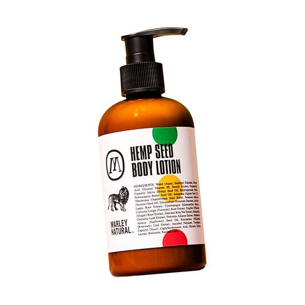 Marley Natural Hemp Seed Oil Body Lotion 8 oz.